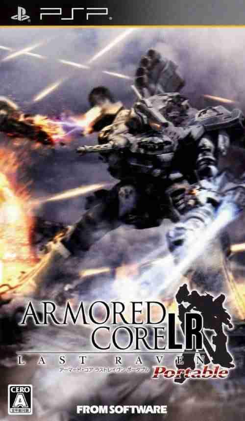 Descargar Armored Core Last Raven Portable [English][PSN] por Torrent